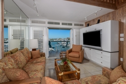 Family Suite - Living Room, TV, View Outdoors